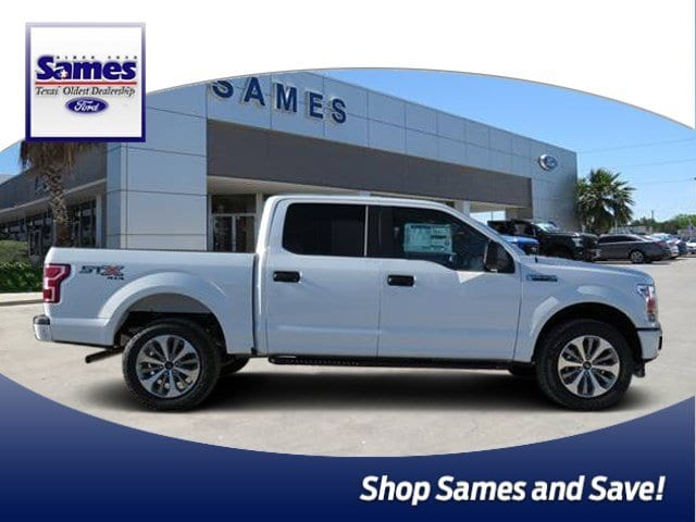 2018 F-150 SuperCrew Cab 4x4,  Pickup #F53866 - photo 1