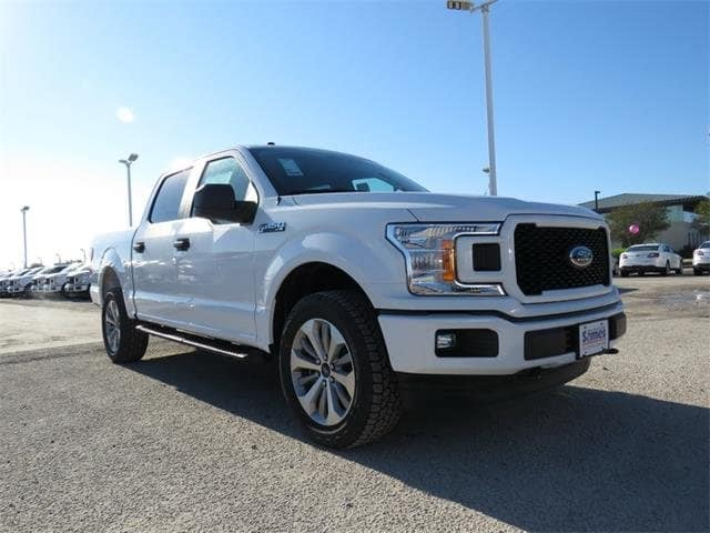 2018 F-150 SuperCrew Cab 4x4,  Pickup #F53866 - photo 3