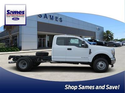2019 F-350 Super Cab DRW 4x4,  Cab Chassis #F53868 - photo 1