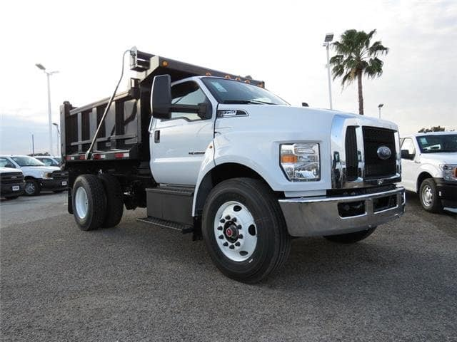 2019 F-750 Regular Cab DRW 4x2,  Dump Body #F53887 - photo 3
