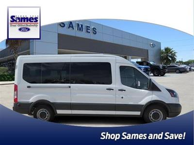 2018 Transit 350 Med Roof 4x2,  Passenger Wagon #F53949 - photo 1