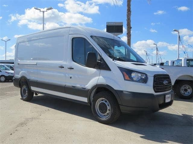 2018 Transit 250 Med Roof 4x2,  Empty Cargo Van #F53983 - photo 3