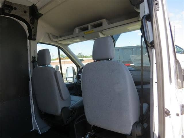 2018 Transit 250 Med Roof 4x2,  Empty Cargo Van #F53983 - photo 7
