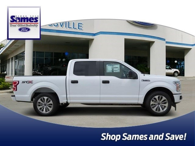 2018 F-150 SuperCrew Cab 4x2,  Pickup #F54233 - photo 1