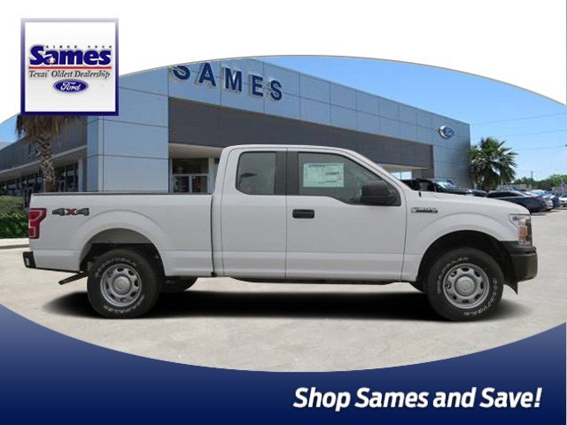 2018 F-150 Super Cab 4x4,  Pickup #F54251 - photo 1