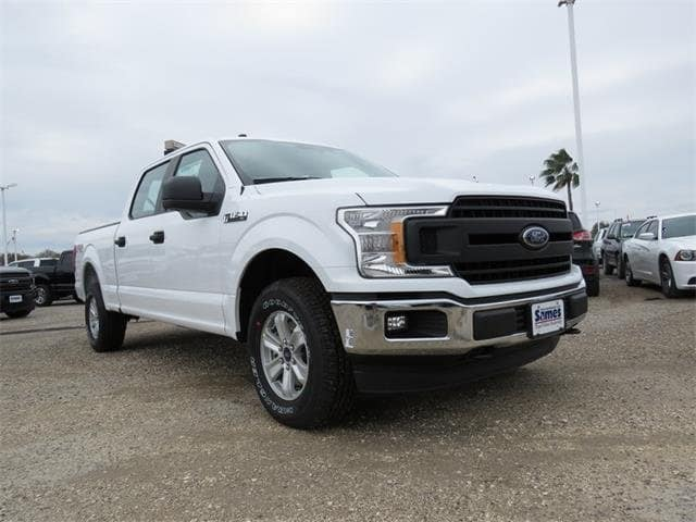 2018 F-150 SuperCrew Cab 4x4,  Pickup #F54319 - photo 3