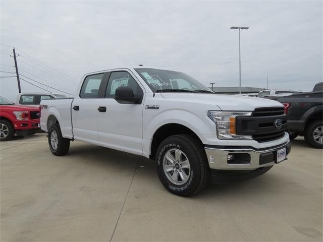 2018 F-150 SuperCrew Cab 4x4,  Pickup #F54347 - photo 3