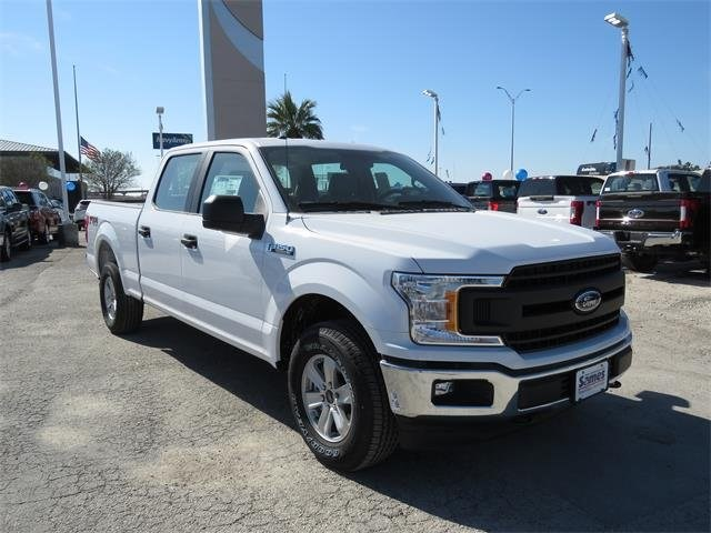 2018 F-150 SuperCrew Cab 4x4,  Pickup #F54348 - photo 3