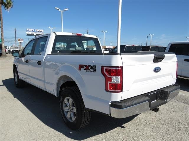 2018 F-150 SuperCrew Cab 4x4,  Pickup #F54348 - photo 2