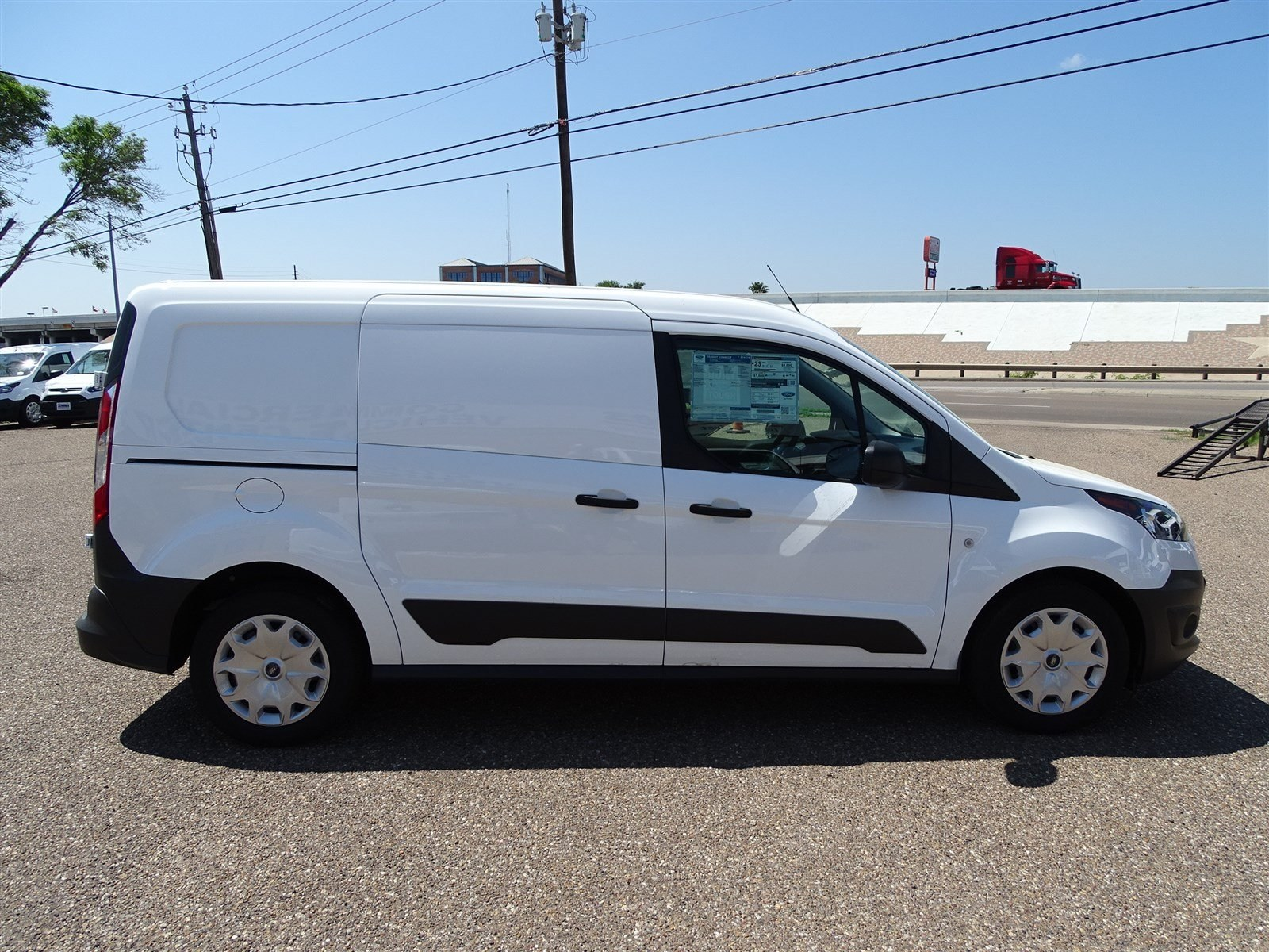 2017 Transit Connect 4x2,  Empty Cargo Van #F314374 - photo 6