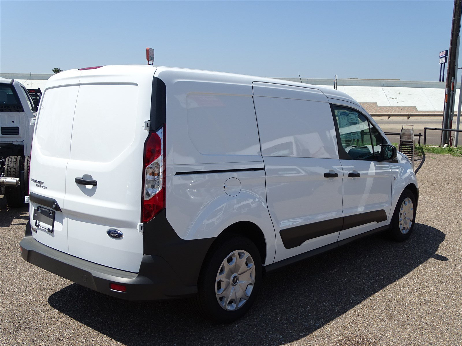 2017 Transit Connect 4x2,  Empty Cargo Van #F314394 - photo 5