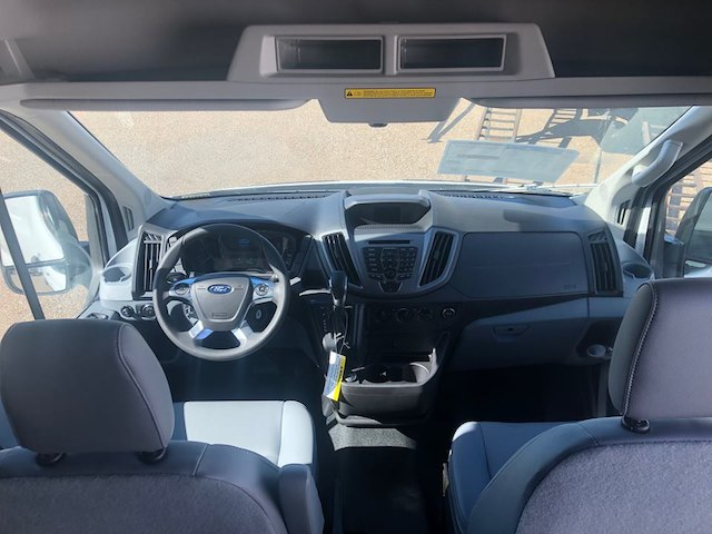 2019 Transit 350 HD High Roof DRW 4x2,  Empty Cargo Van #FA11040 - photo 7