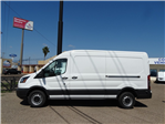2017 Transit 250 Med Roof,  Empty Cargo Van #FA51992 - photo 1