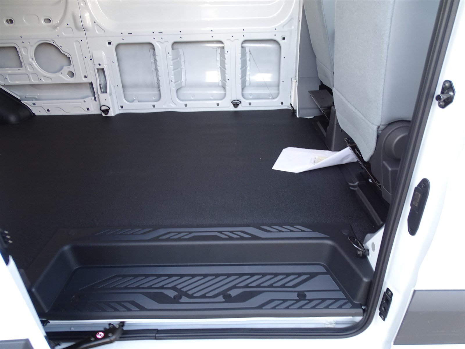 2017 Transit 250 Med Roof,  Empty Cargo Van #FA89345 - photo 8