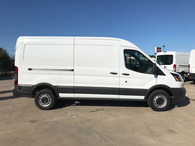 2017 Transit 250 Med Roof,  Empty Cargo Van #FA96460 - photo 9