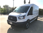 2017 Transit 250 Med Roof,  Empty Cargo Van #FA96460 - photo 1