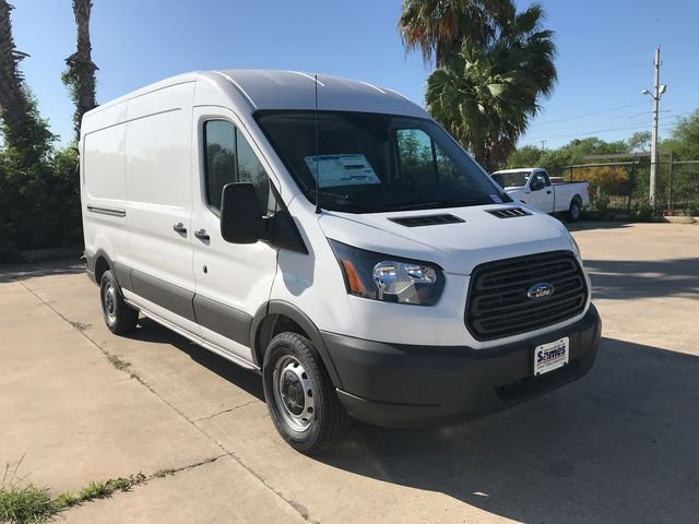 2017 Transit 250 Med Roof,  Empty Cargo Van #FB06839 - photo 3