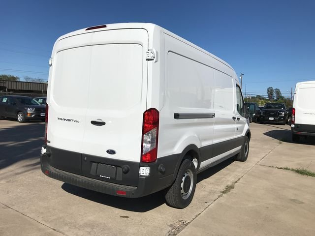 2017 Transit 250 Med Roof,  Empty Cargo Van #FB06839 - photo 8