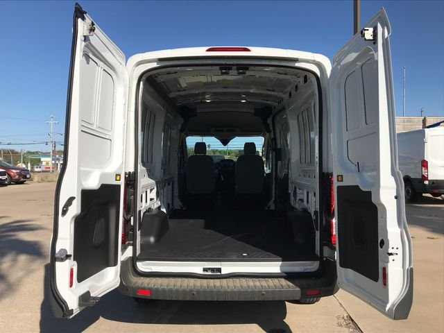 2017 Transit 250 Med Roof,  Empty Cargo Van #FB06839 - photo 2