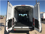 2017 Transit 250 Med Roof,  Empty Cargo Van #FB06839 - photo 1