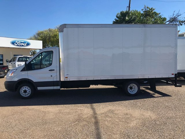 2018 Transit 350 HD DRW 4x2,  Cab Chassis #FB31688 - photo 3