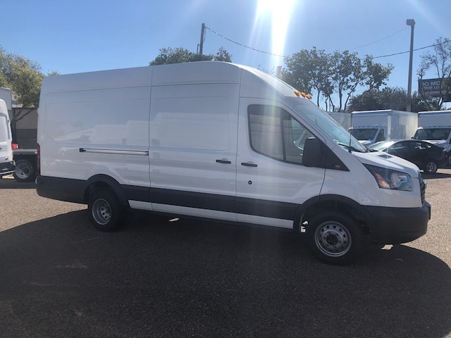 2018 Transit 350 HD High Roof DRW 4x2,  Empty Cargo Van #FB46150 - photo 2