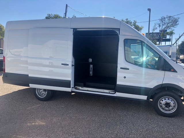 2018 Transit 350 HD High Roof DRW 4x2,  Empty Cargo Van #FB46150 - photo 3