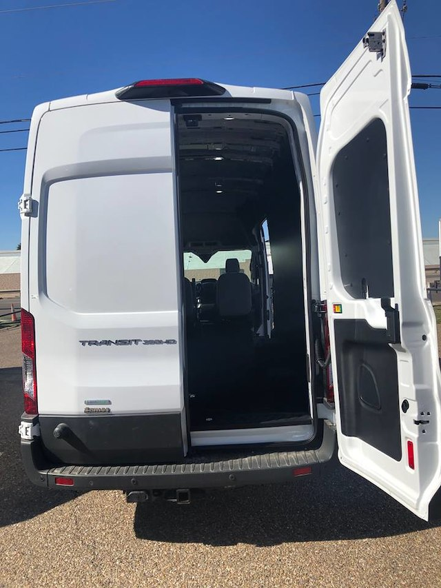 2018 Transit 350 HD High Roof DRW 4x2,  Empty Cargo Van #FB46150 - photo 4