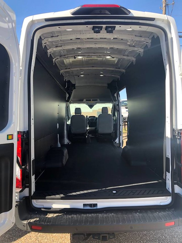 2018 Transit 350 HD High Roof DRW 4x2,  Empty Cargo Van #FB46150 - photo 5