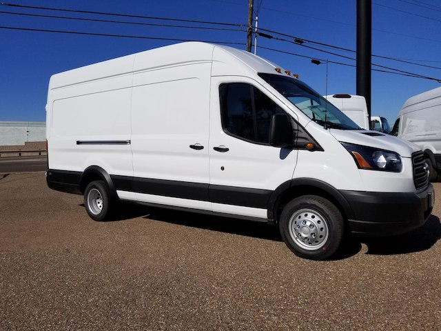 2018 Transit 350 HD High Roof DRW 4x2,  Empty Cargo Van #FB46152 - photo 3
