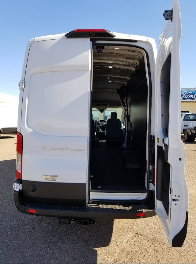 2018 Transit 350 HD High Roof DRW 4x2,  Empty Cargo Van #FB46152 - photo 4