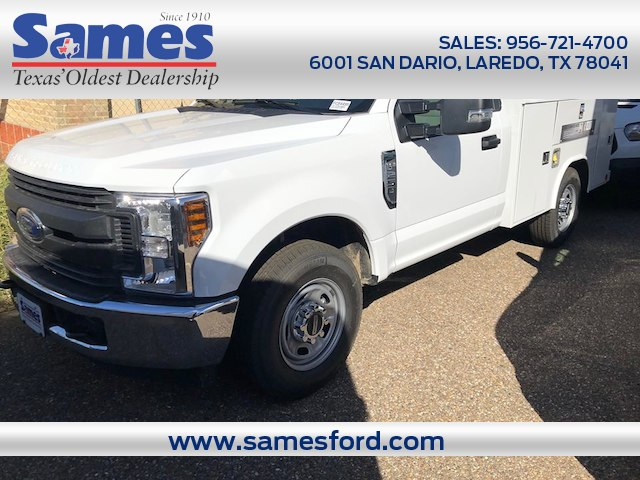 2019 F-250 Regular Cab 4x2,  Cab Chassis #FC84495 - photo 1