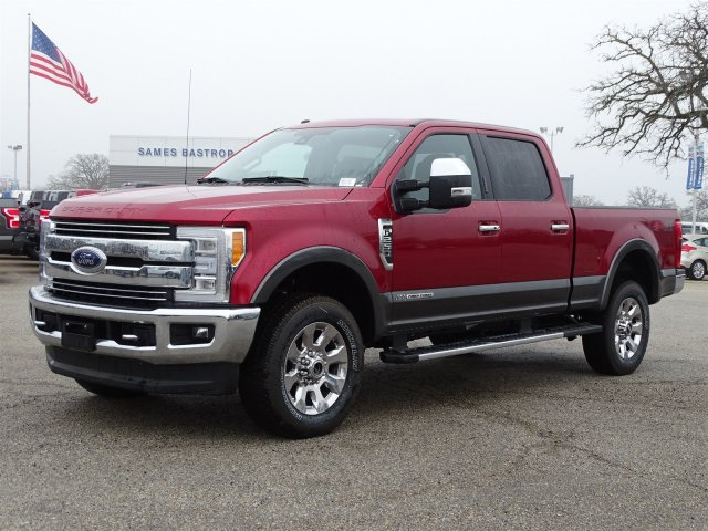 2017 F-250 Crew Cab 4x4, Pickup #HEE31387 - photo 6
