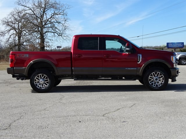 2017 F-250 Crew Cab 4x4, Pickup #HEE62750 - photo 3