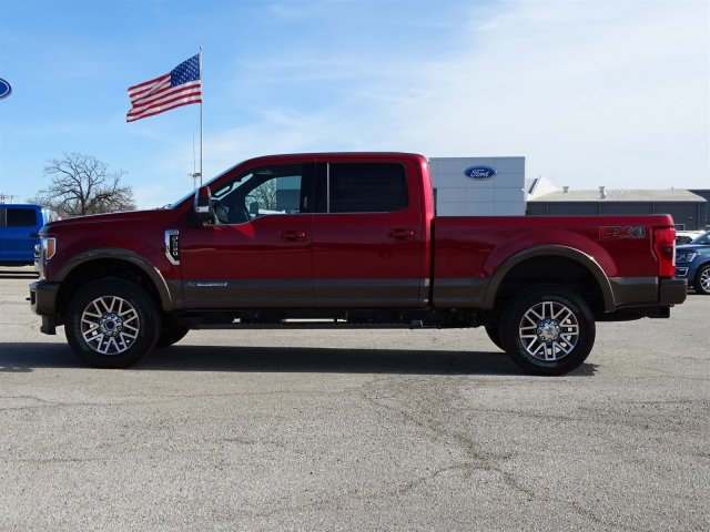 2017 F-250 Crew Cab 4x4, Pickup #HEE62750 - photo 5