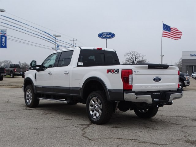 2017 F-250 Crew Cab 4x4, Pickup #HEE69906 - photo 4