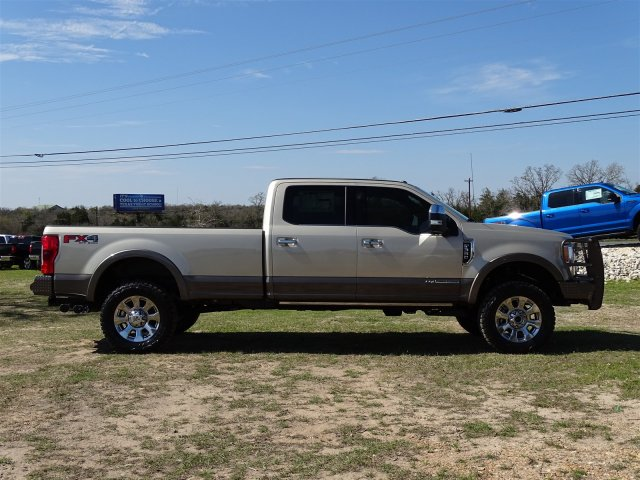 2018 F-350 Crew Cab 4x4, Pickup #JEB09167 - photo 3