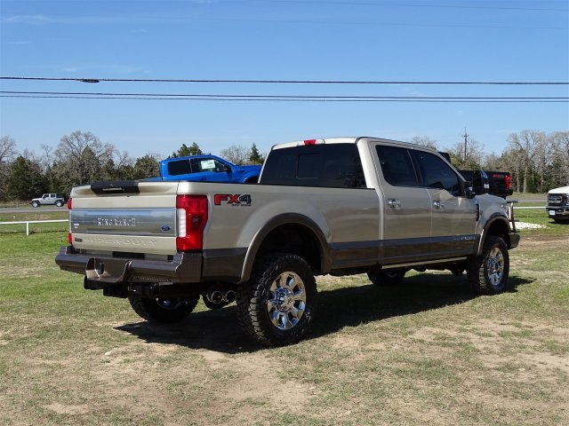 2018 F-350 Crew Cab 4x4, Pickup #JEB09167 - photo 2