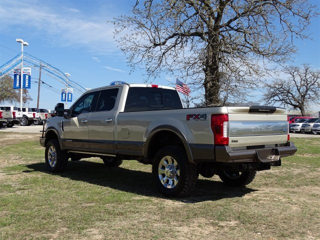 2018 F-350 Crew Cab 4x4, Pickup #JEB09167 - photo 4