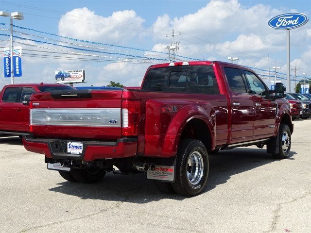 2018 F-350 Crew Cab DRW 4x4, Pickup #JEB81980 - photo 2