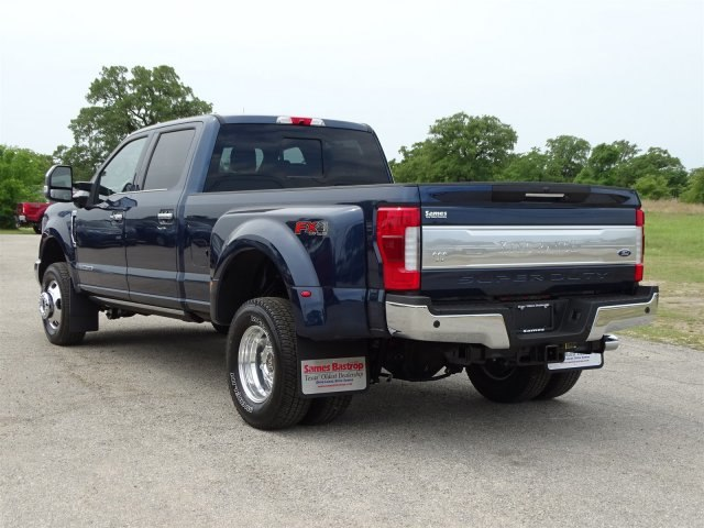 2018 F-350 Crew Cab DRW 4x4, Pickup #JEB81981 - photo 4