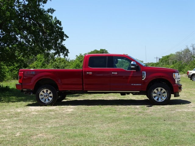 2018 F-350 Crew Cab 4x4, Pickup #JEB96220 - photo 3