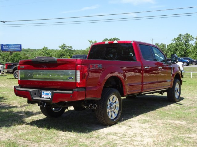 2018 F-350 Crew Cab 4x4, Pickup #JEB96220 - photo 2