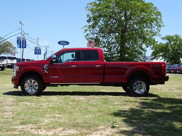 2018 F-350 Crew Cab 4x4, Pickup #JEB96220 - photo 5