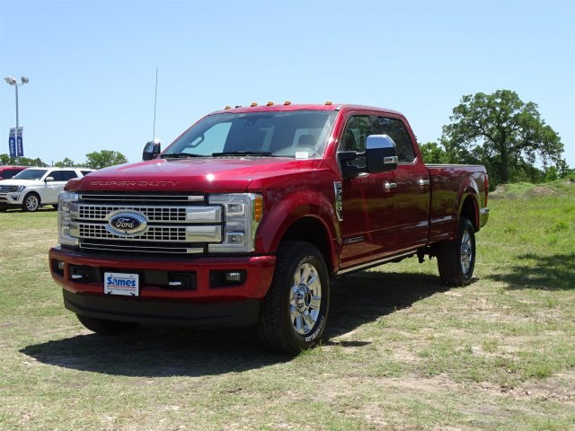 2018 F-350 Crew Cab 4x4, Pickup #JEB96220 - photo 6