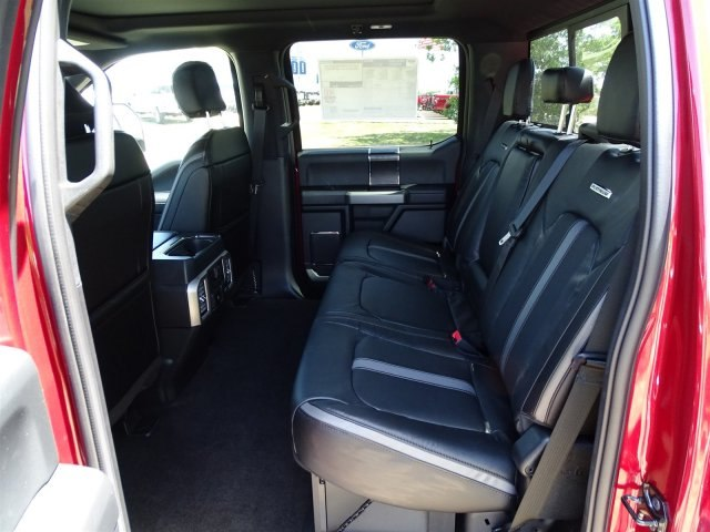 2018 F-350 Crew Cab 4x4, Pickup #JEB96220 - photo 8