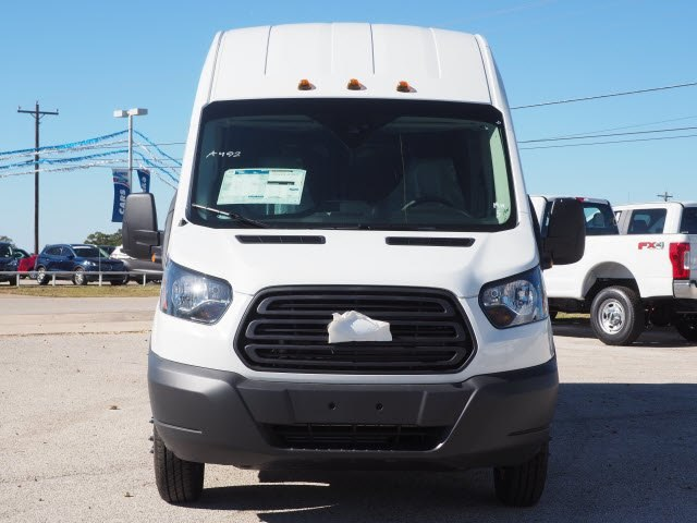 2018 Transit 350 HD High Roof DRW 4x2,  Empty Cargo Van #JKB50610 - photo 3