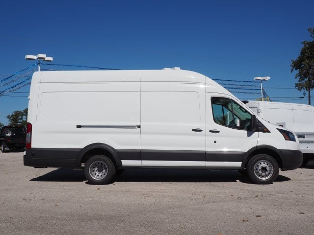 2018 Transit 350 HD High Roof DRW 4x2,  Empty Cargo Van #JKB50610 - photo 4