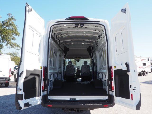 2018 Transit 350 HD High Roof DRW 4x2,  Empty Cargo Van #JKB50610 - photo 2