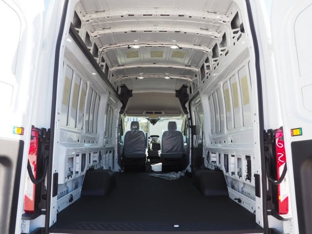 2018 Transit 350 HD High Roof DRW 4x2,  Empty Cargo Van #JKB50610 - photo 9